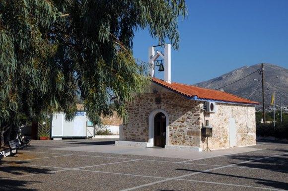 Άγιος Αλέξανδρος και Παναγίτσα Παλαιού Φαλήρου