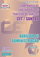 Apostila CET Santos - Companhia de Engenharia de Trafego (SANTOS) CET-Santos 2015.