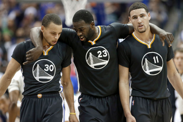 Le trio magic des Warriors va-t-il permettre à Golden State d'engranger un 25e succès face aux Milwaukee Bucks ?