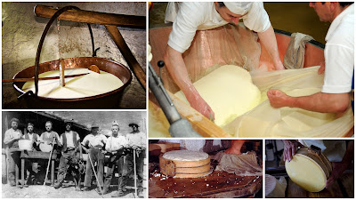 formaggi di malga