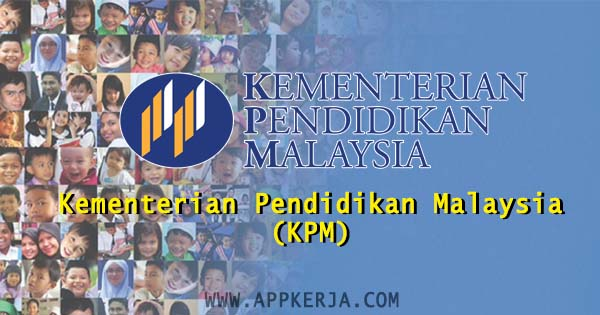 Jawatan Kosong di Kementerian Pendidikan Malaysia (MOE) - 4 Mei 2018