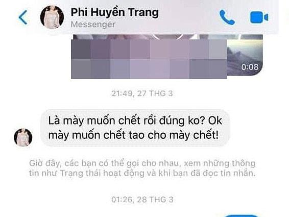 """Phía diễn viên Phi Huyền Trang nói gì về tin bị tố giật chồng, nghi lộ """"clip nóng""""?"""
