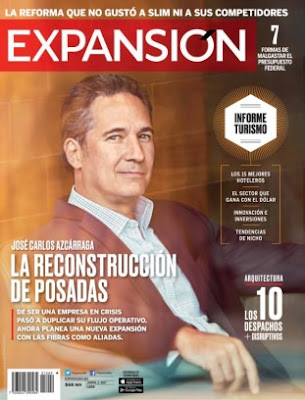 Revista Expansión México - 1 Abril 2017