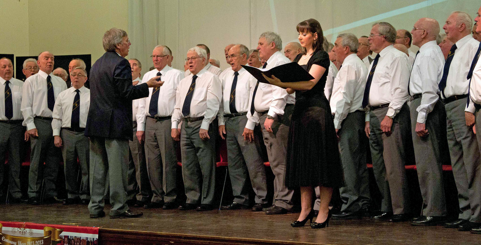 Young and old celebrate at Halfway School's centenary
