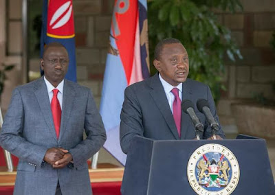 President Kenyatta to launch manifesto. PHOTO | Courtesy
