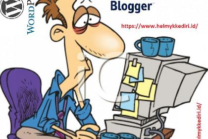 Penyebab blogger malas dan berhenti ngeblog