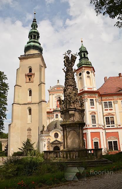 Klasztor Księgi Henrykowskiej w Henrykowie to jedna z głównych atrakcji turystycznych Dolnego Śląska