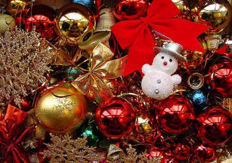10 hiasan dekorasi natal unik dan cantik terbaru 2020