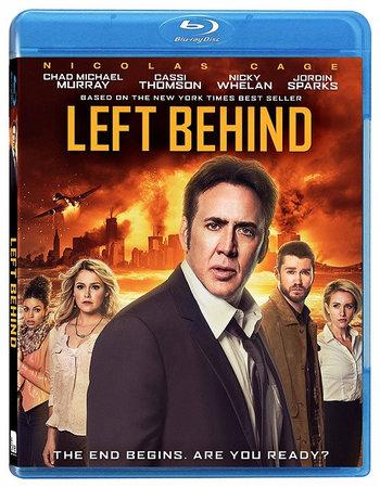 Left Behind (2014) Dual Audio Hindi 720p BluRay