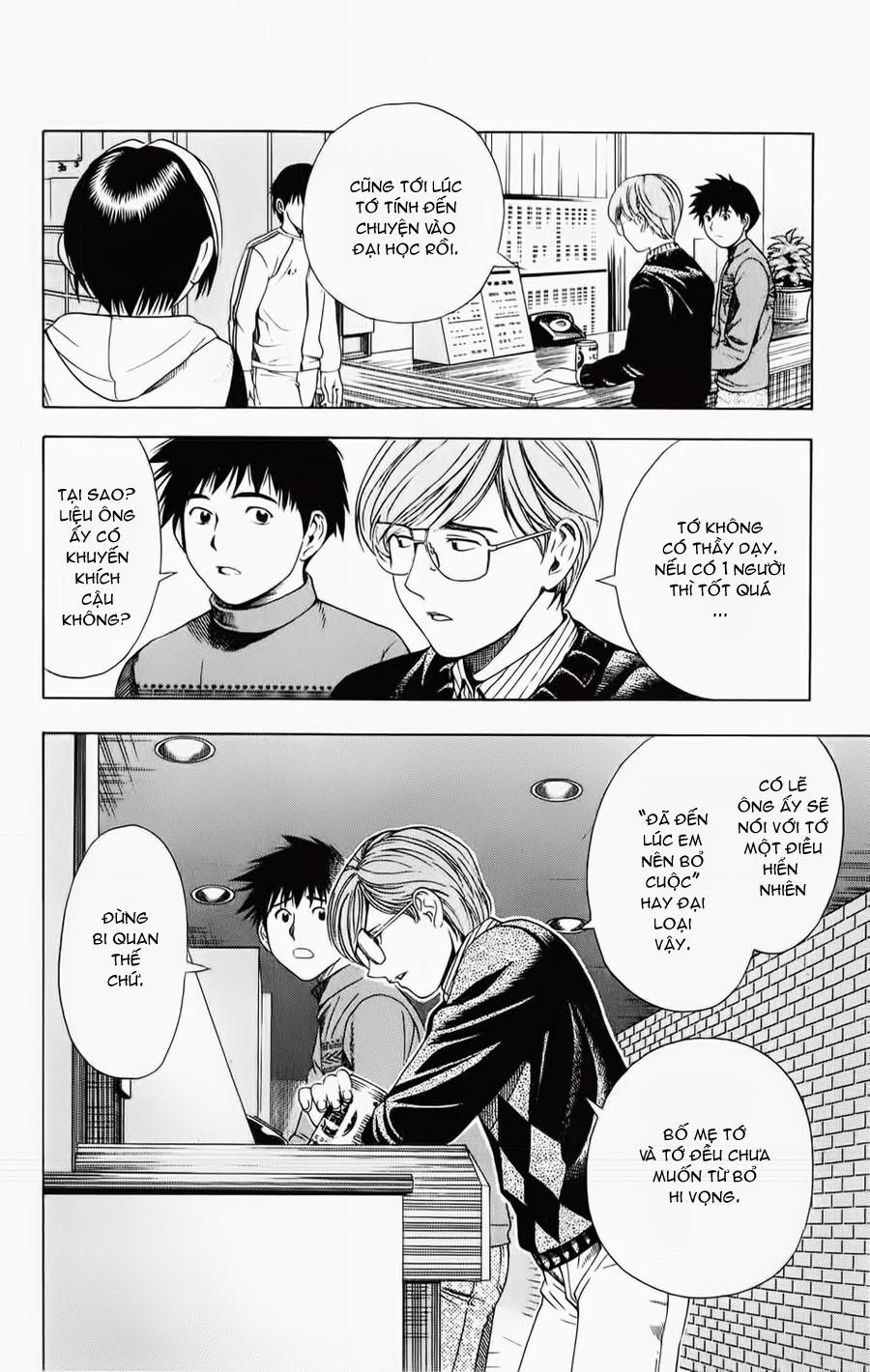 Hikaru No Go hikaru no go chap 53 trang 11