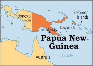 Informasi tentang Papua Guinea