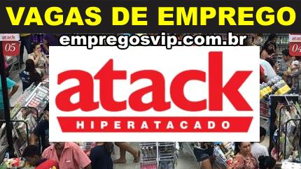 Atack supermercado vagas de emprego,trabalhe