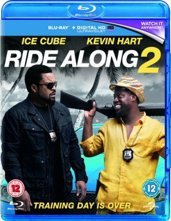 Ride Along 2 (2016) Dual Audio 300MB