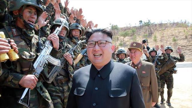 Corea del Norte promete resistir sanciones de EEUU por 100 años que duren