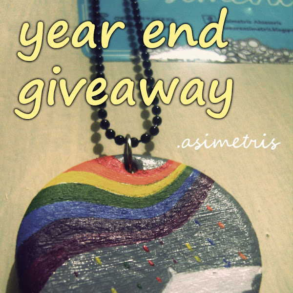 asimetris: giveaway: let me know your liking