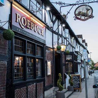 The Roebuck Inn in Warwick