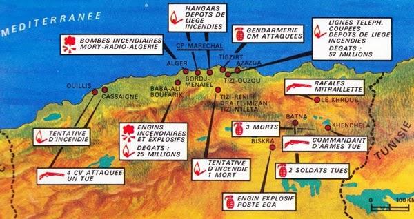 الثورة الجزائرية التحريرية الكبرى