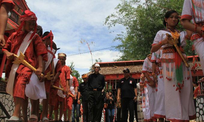 Di Toraja, IYL Diperkenalkan sebagai Pelanjut Syahrul