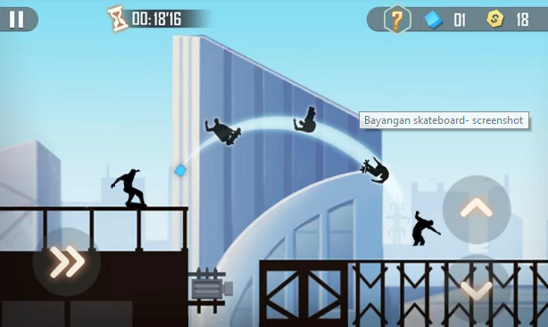 Download Shadow Skate v1.0.4 Mod Apk Terbaru (Unlimited Coins)