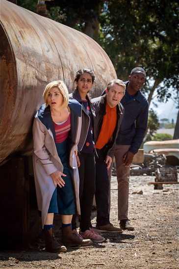 Doctor Who Series 11 Episode 3 - Rosa - The Doctor, Yas, Graham, and Ryan