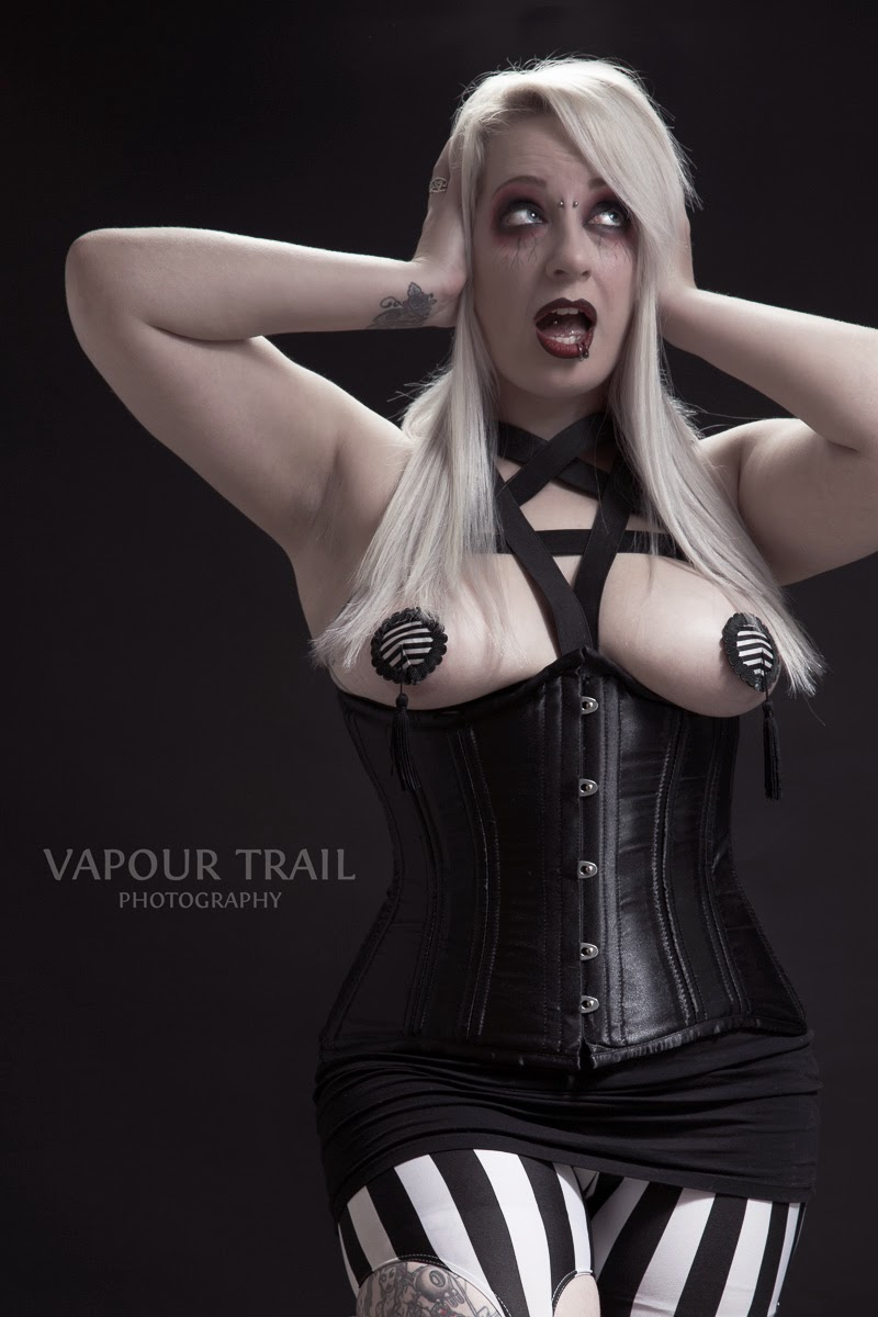Toxic Angel by Vapour Trail Photography