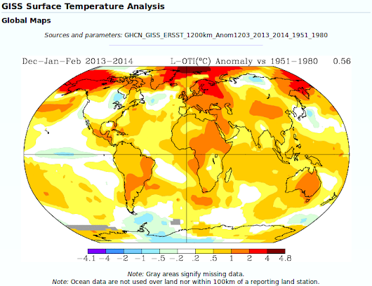 "Cold Winter 2013/14 in United States - ""Global warming? What global warming?"" (Monckton)"