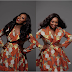 Actress Jackie Appiah slays in Ankara wear, see photos