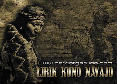 Lirik kuno Navajo (5) : Kota bawah tanah