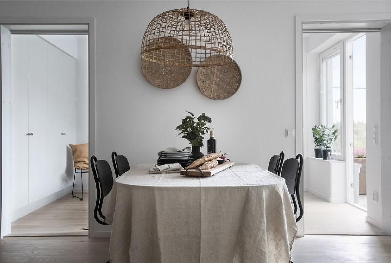 Arredare casa in stile nordico con un tocco etnico | Blog ...