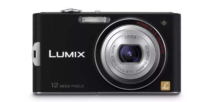 Kamera Panasonic Lumix DMC-FX65