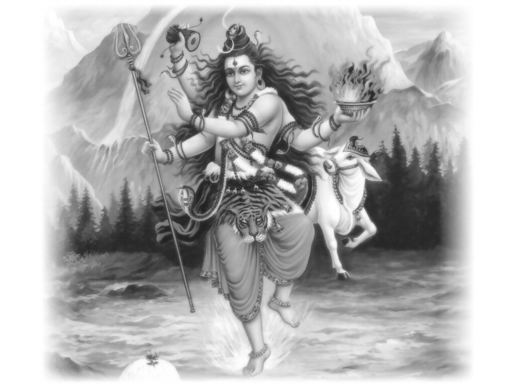 lord shiva hd 3d wallpaper