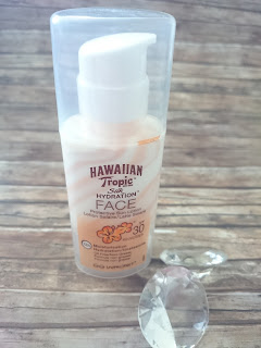 Hawaiian Tropic Silk Hydration Face Protective Sun Lotion