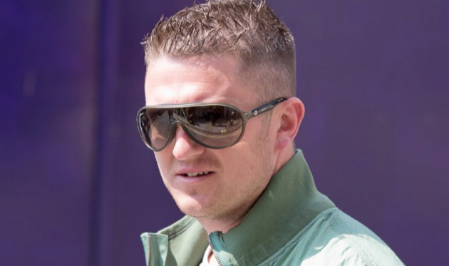 Tommy Robinson Drew Attention to 'Grooming Gangs.' Britain Has Persecuted Him.