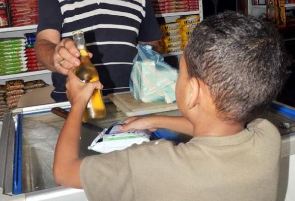 El PRI despenaliza la venta de bebidas alcohólicas a menores en el EDOMEX.