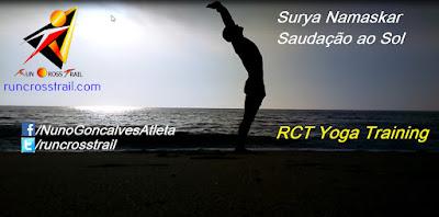 Yoga para todos os Desportos - Surya Namaskar