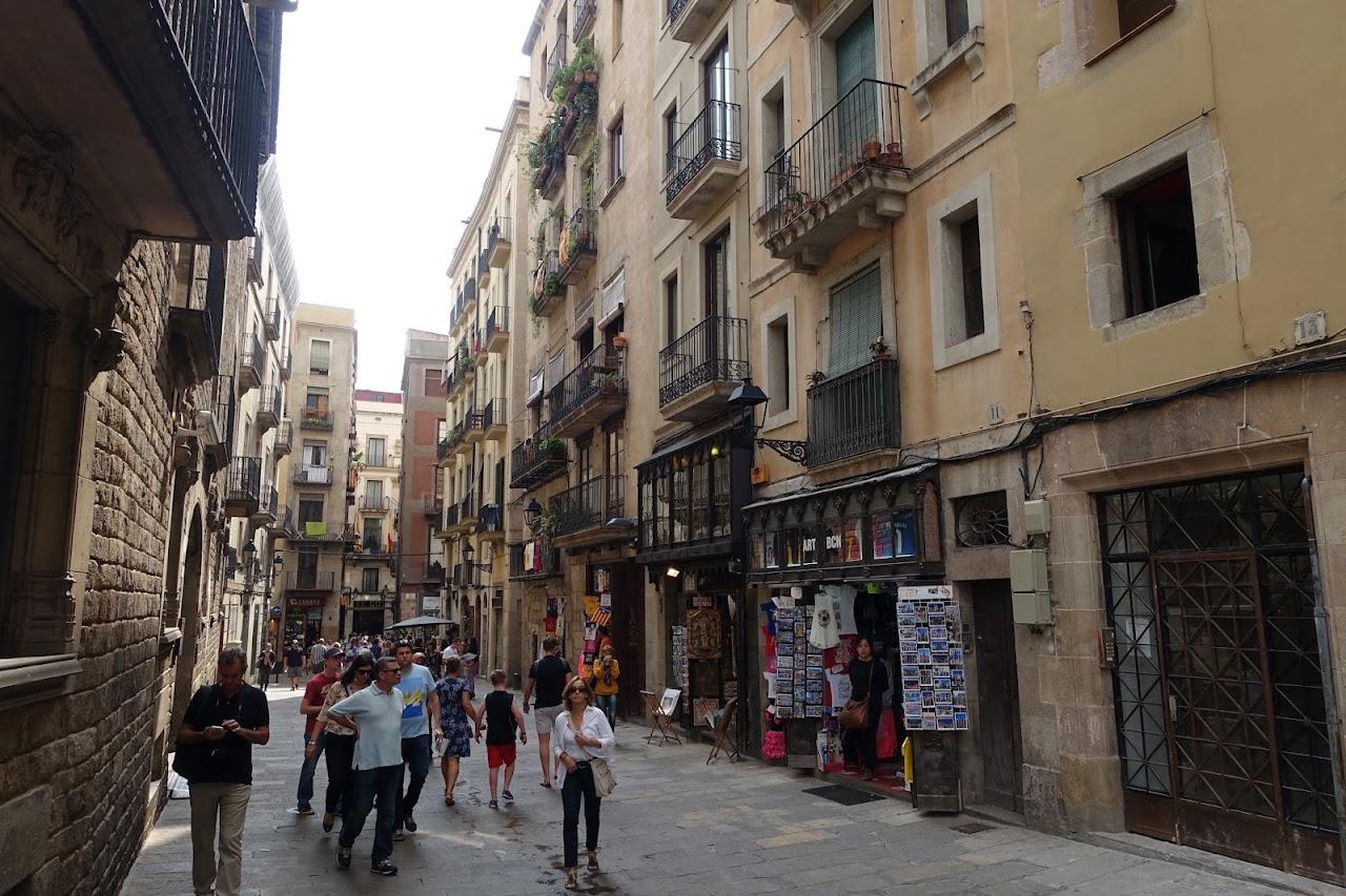 ベゲ通り(Carrer del Veguer)