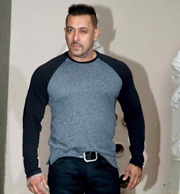 Salman Khan Latest Hair Style HD images