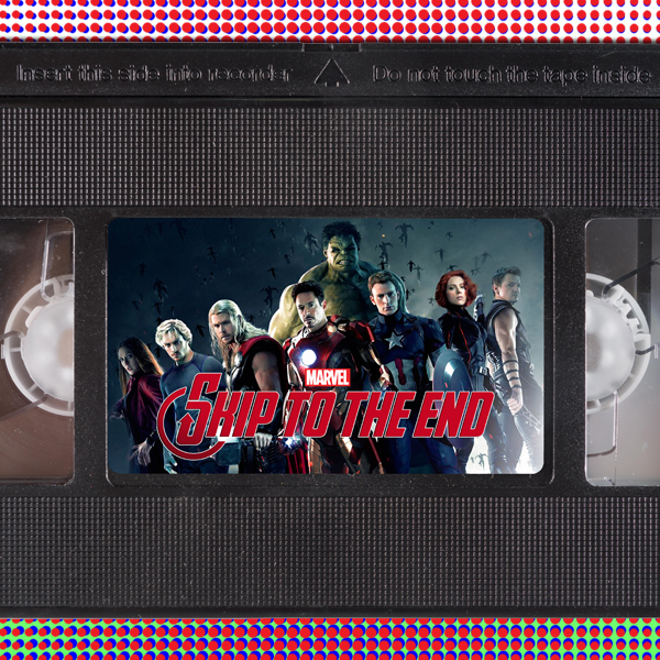 Episode 19 - Avengers: Age of Ultron | Skip To The End