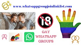 Join 500+ Gay WhatsApp Group Join Link List