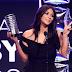 "Kim Kardashian-West says ""Nude selfies till I die""  accepts Break The Internet Award"