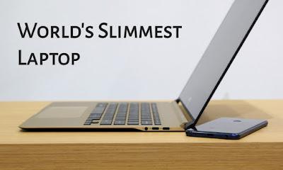 slimmest laptop Swift 7