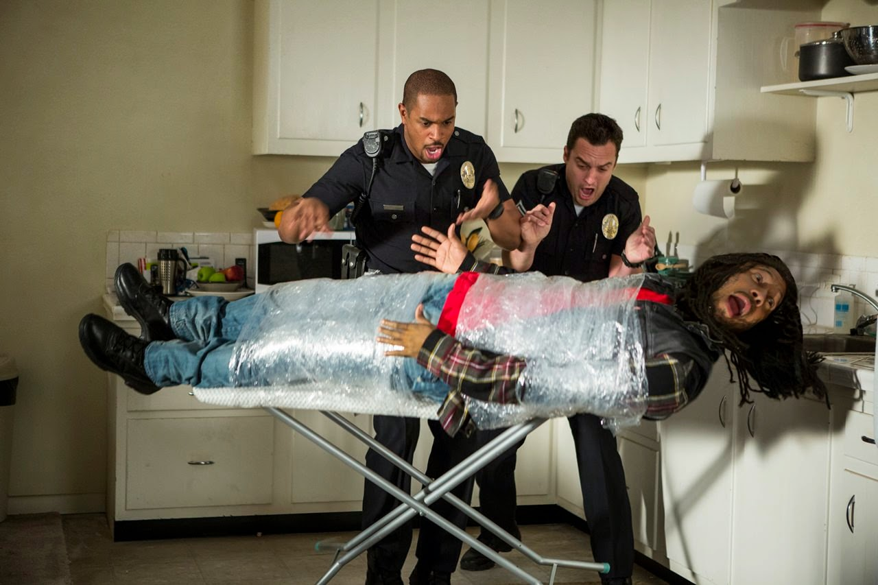 lets be cops damon wayans jr jake johnson keegan-michael key