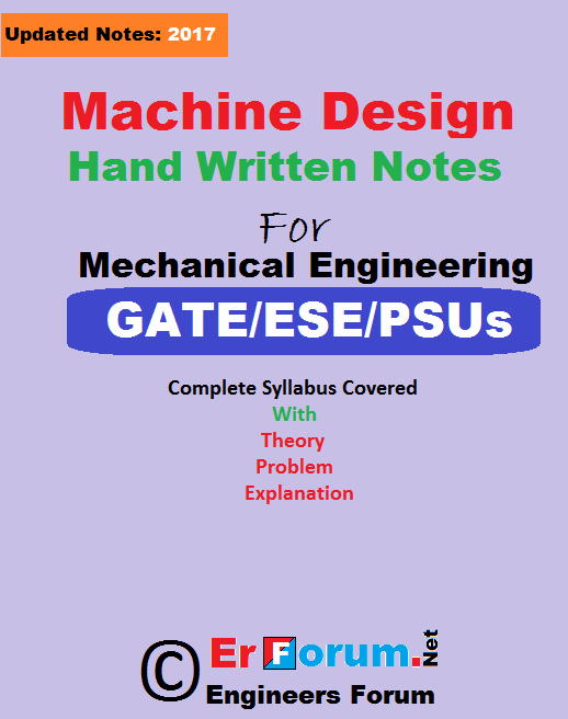 machine-design-handwritten-notes