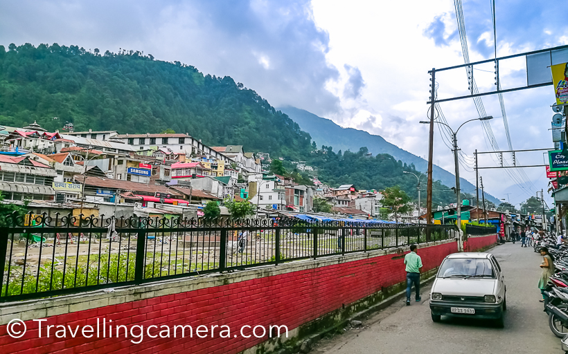 Chamba is popular town name in bollywood movies but not that popular on tourist map. Places like Dalhousie and Khajjiar around Chamba are quite popular. Very few tourists visit the town. Chamba is district headquarter in Himachal Pradesh and today we are going to share about Bhuri Singh museum, which shares a lot about the history of Chamba kingdom & other small kingdoms around this place. Also a glimpse of old art-forms from this part of the world.     Bhuri Singh Museum is located in the middle of the Chamba town. As you enter Chamba town and reach Chugan ground, take left to enter into Taxi parking. Park your car there and museum is at 5 minutes talk on same road.     One needs to buy entry ticket to the Museum, which is 20 rs per person and if you are carrying a camera, pay 50 rs extra. (These charges may vary over time)    The Museum is unique in it's own way. It makes to go back in history and imagine how people in these Kingdoms would have lived. How the houses looks, how they created sources of water, the importance of art at these sources of water etc. Above is a photograph of door with different kinds of paintings on each block.     There are various paintings created in last century depicting various things about religion, kingdoms and lifestyle. Some of these painting ask very hard and strong questions about the social norms followed at that time Of-course, most of these are open for interpretation, but some are subtly forcing you to ask some basic questions. Some of the are still true as of today.       Here is the photograph showing jewellery style popular amongst royal families of Chamba. I am sure there must be commonalities between various kingdoms in India and hence, you would have seen some of them earlier. Interestingly, some of these designs are still in use, but in relatively smaller sizes.     This room had carved stones collected from various villages of Chamba Kingdom. These stones were part of water sources in different villages. Imagine the way art used to influence daily life of people in this kingdom.       Some of the old painting of Royal family are put on common areas of the Museum. These old paintings made me wonder about artists who created these at that time. Brilliant details.                If you have time and visit Chamba, do visit this Museum. Don't go in a hurry. I know lot of folks don't like visiting museums in India but spend lot of money for international museums. I can strongly say that we have great history and art-forms to explore to know.