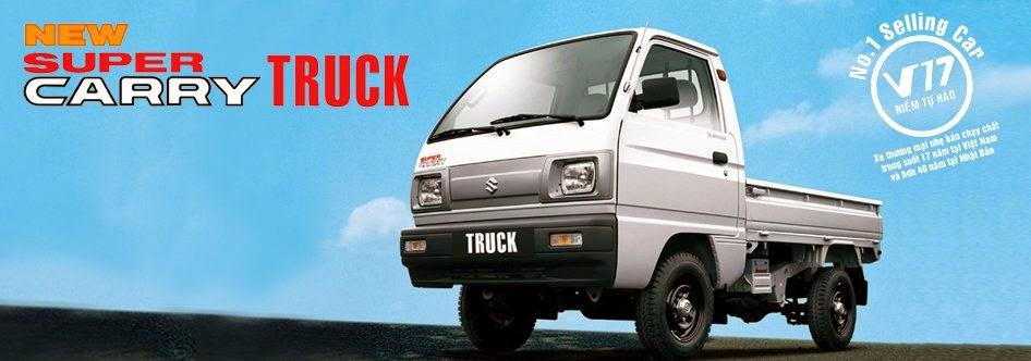 Suzuki Super Carry Truck 2014