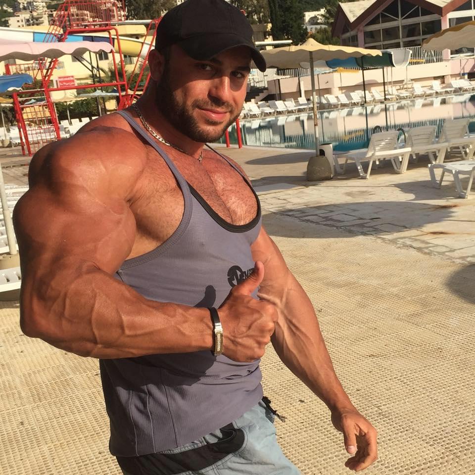 Muscle grandpa gay erotic