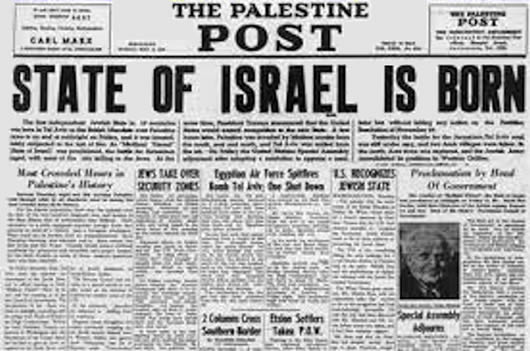 Balfour Declaration effect