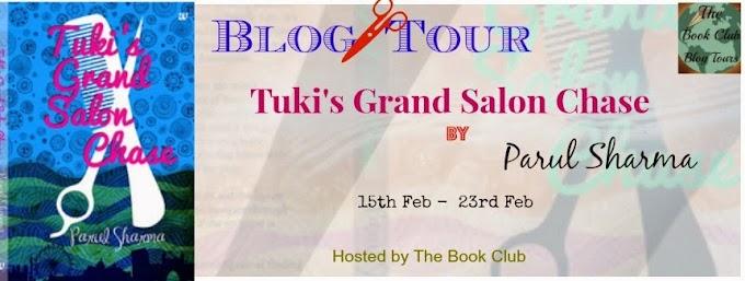 Tuki's Grand Salon Chase by Parul Sharma