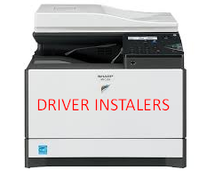 Sharp MX-C300W Driver Download and Intalers