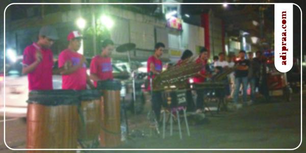 Musik Calung di Malioboro Jogja | adipraa.com
